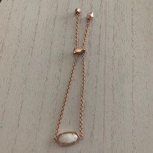 Kendra Scott Eliana Rose Gold Bracelet